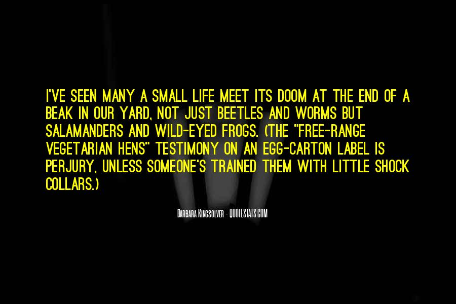 Free Range Egg Quotes #1731461