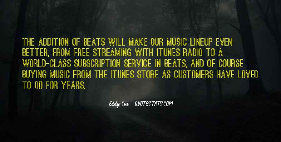Free Streaming Quotes #742124