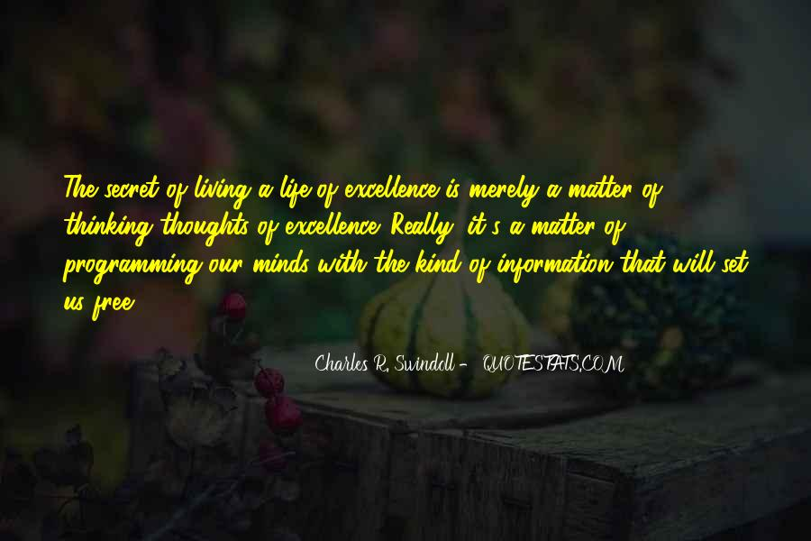 Free Your Minds Quotes #1870082