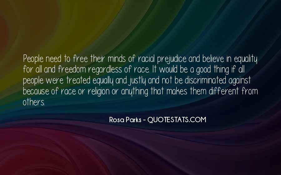 Free Your Minds Quotes #601655