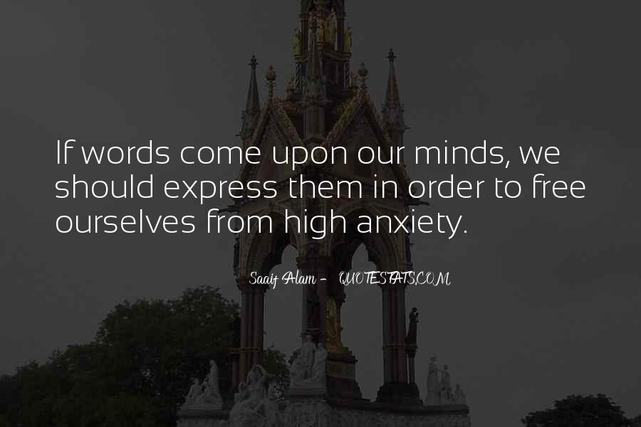 Free Your Minds Quotes #626533