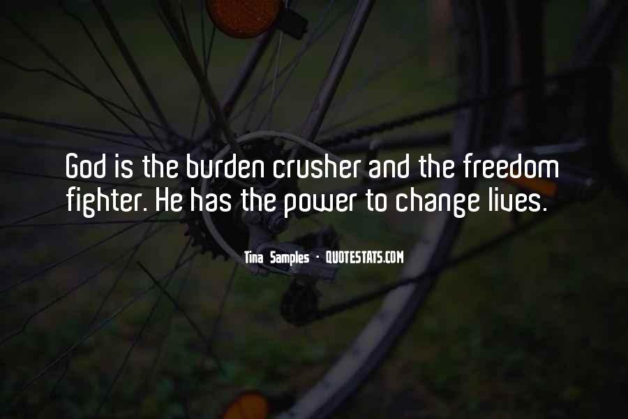 Freedom 55 Quotes #1516