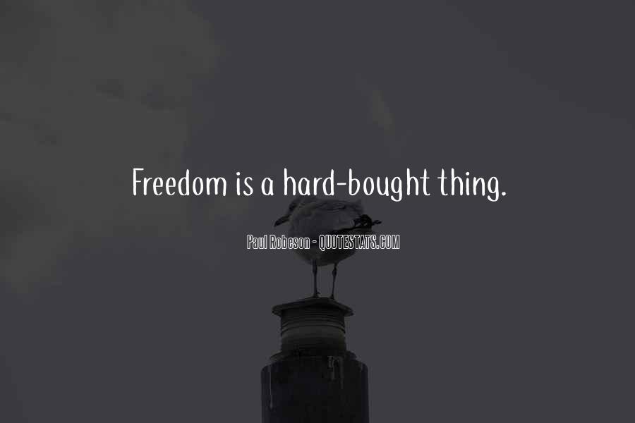 Freedom 55 Quotes #8270