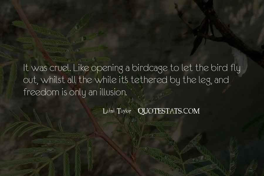 Freedom Like Bird Quotes #905601