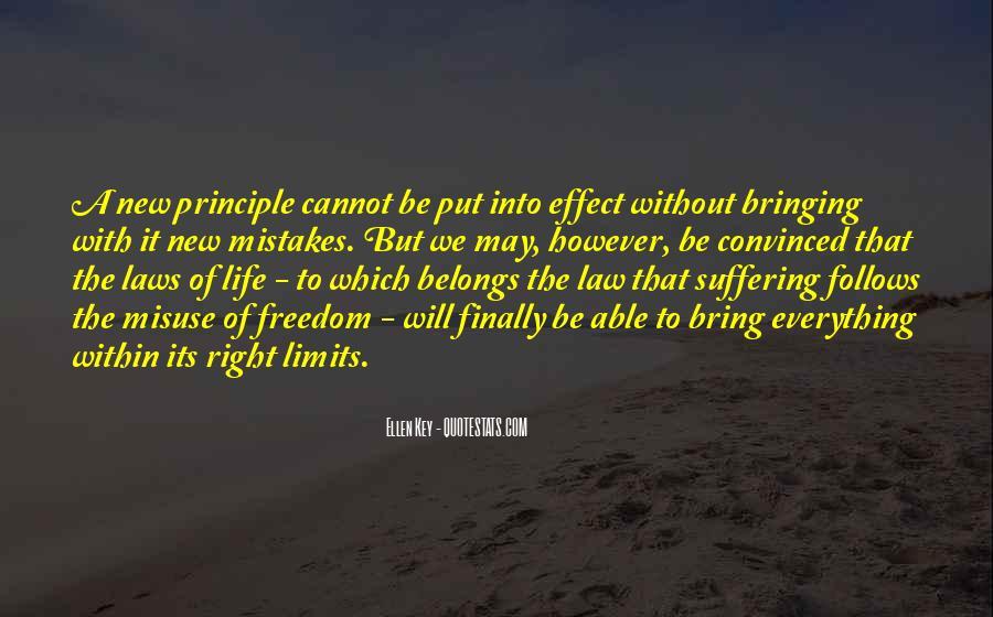 Freedom Misuse Quotes #870940