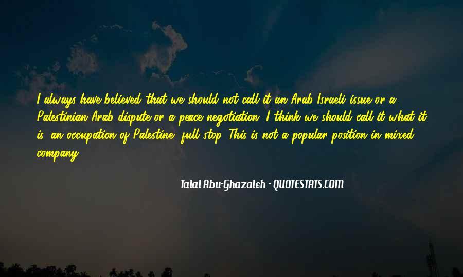 Freedom Of Palestine Quotes #1659304