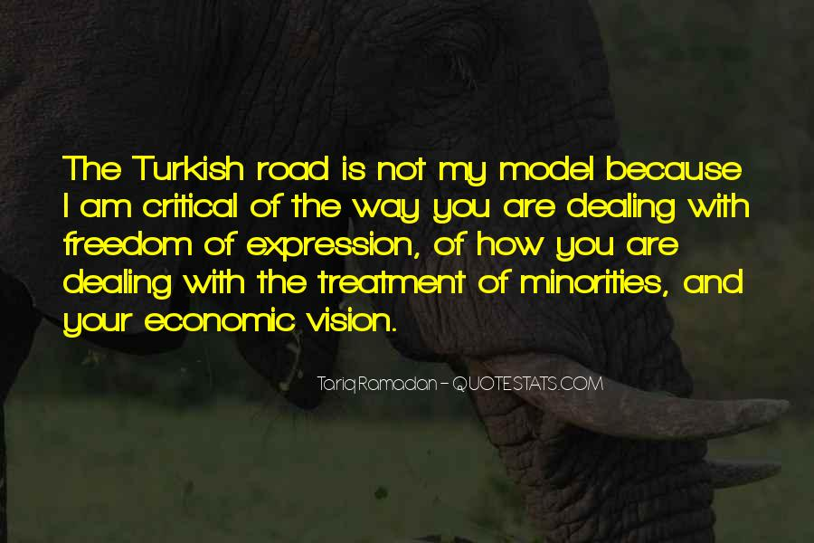 Freedom Of The Road Quotes #1218447
