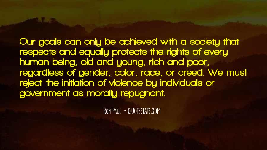 Freedom Vs Equality Quotes #18298
