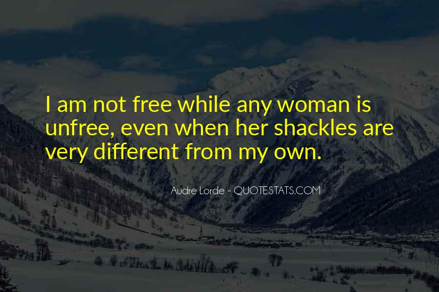 Freedom Vs Equality Quotes #185892