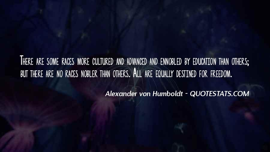Freedom Vs Equality Quotes #255647