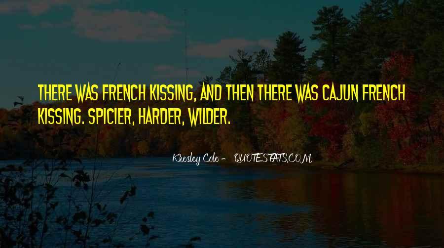 French Cajun Quotes #1037263