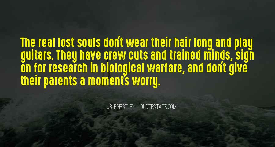 Quotes About Hair Cuts #1197529