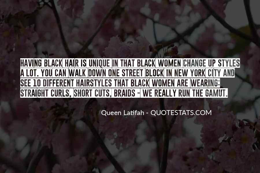 Quotes About Hair Cuts #1737902