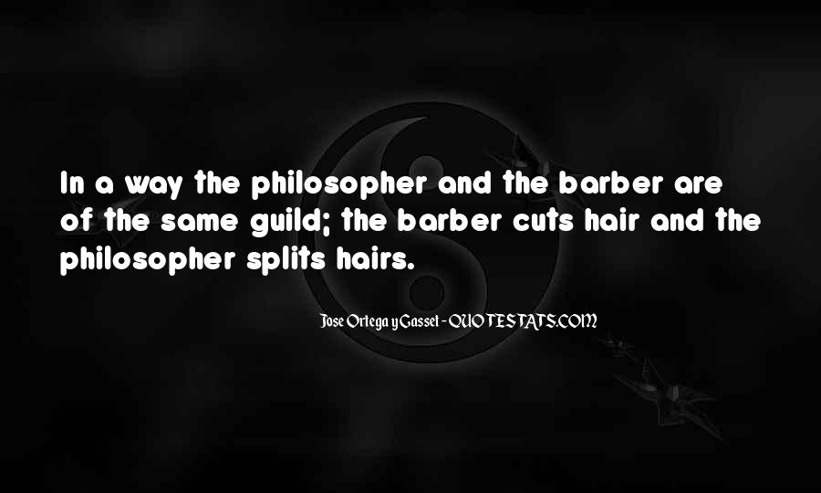 Quotes About Hair Cuts #231648