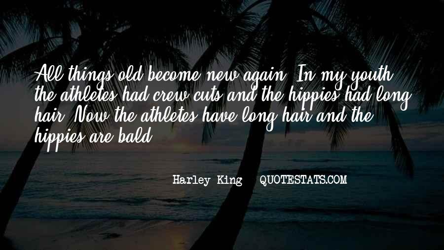 Quotes About Hair Cuts #362866