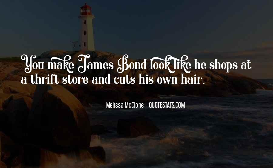 Quotes About Hair Cuts #722458