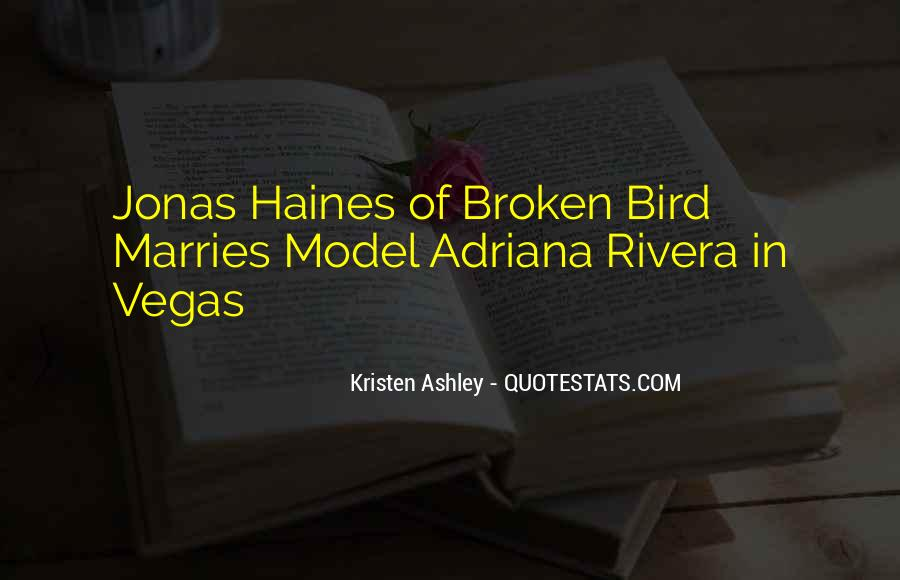 Quotes About Haines #1210510