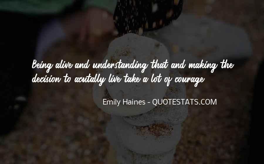 Quotes About Haines #1811157