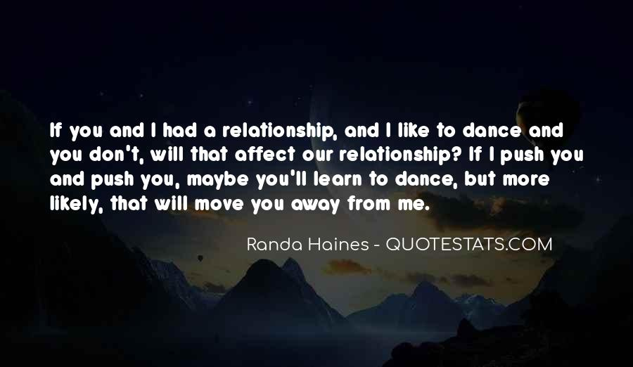 Quotes About Haines #847493
