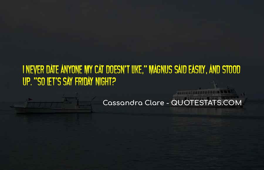 Friday Date Night Quotes #335259