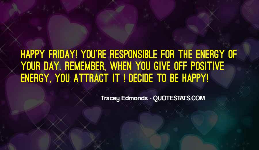 Friday Happy Day Quotes #332001