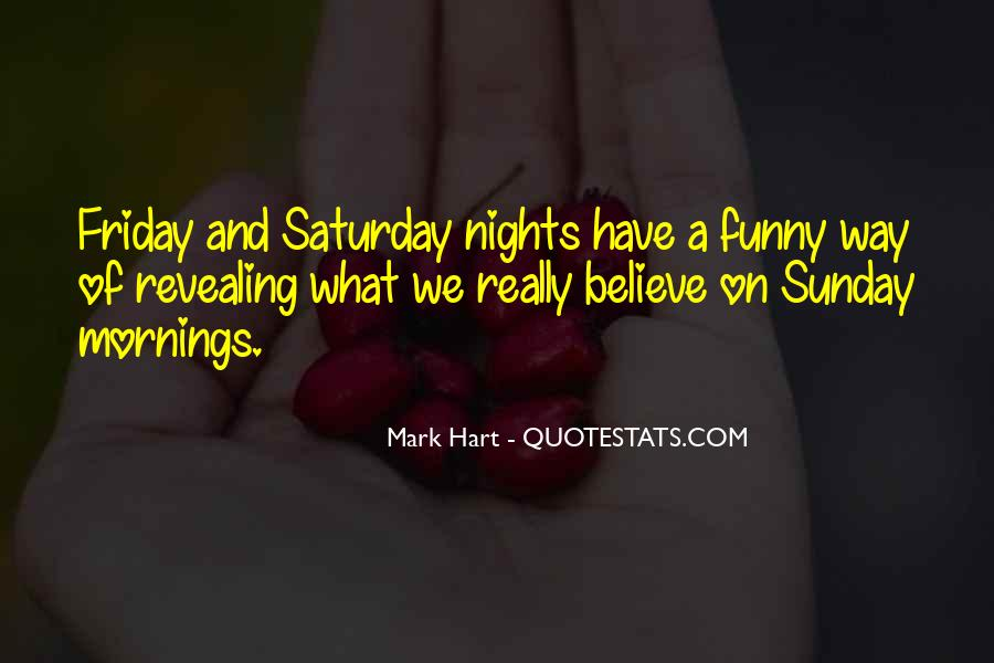Friday Morning Funny Quotes #836926