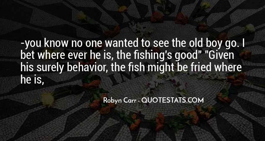 Fried Fish Quotes #1617590