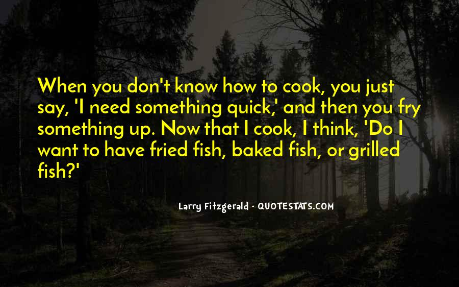 Fried Fish Quotes #401061