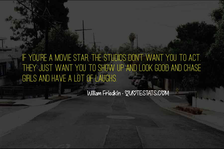 Friedkin Quotes #1469020