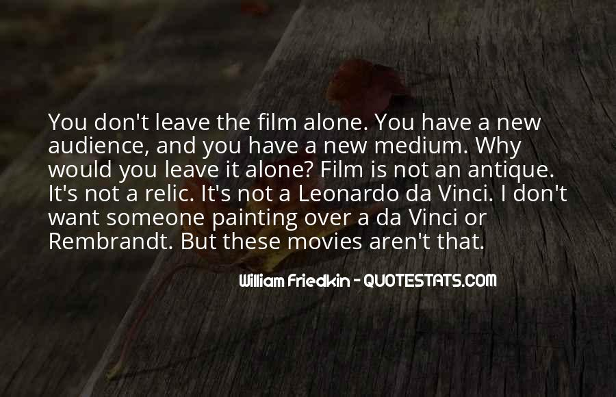Friedkin Quotes #1472307