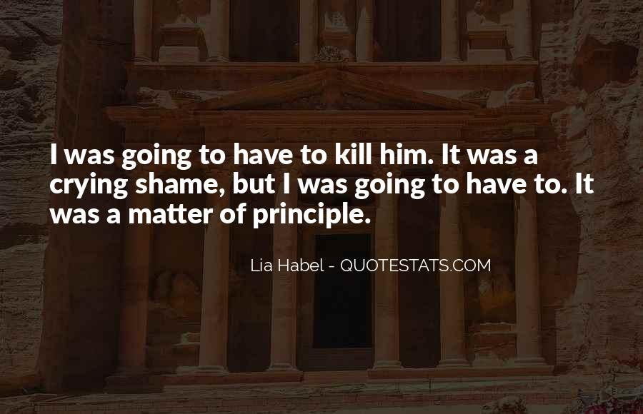 Quotes About Habel #1433845