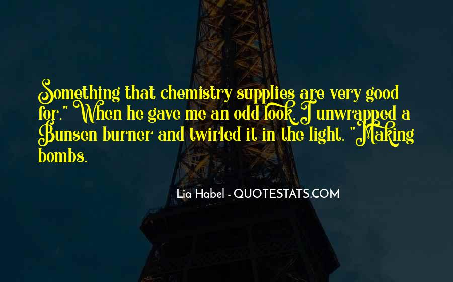 Quotes About Habel #35668