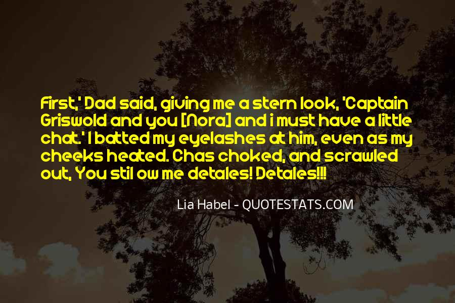 Quotes About Habel #456250