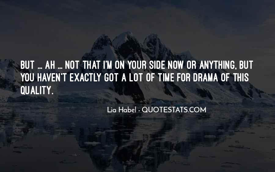 Quotes About Habel #496391