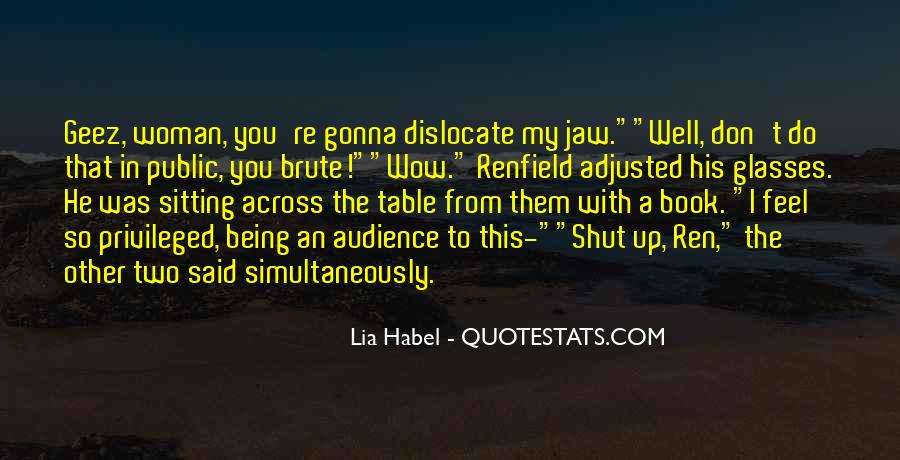 Quotes About Habel #585272