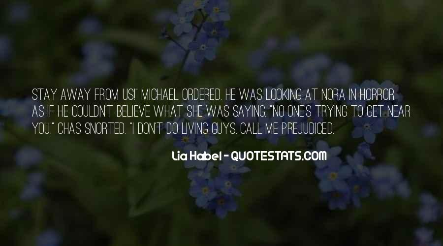 Quotes About Habel #865107