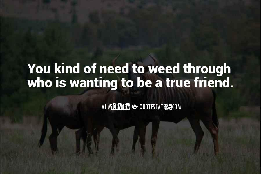 Friend Only In Need Quotes #120776