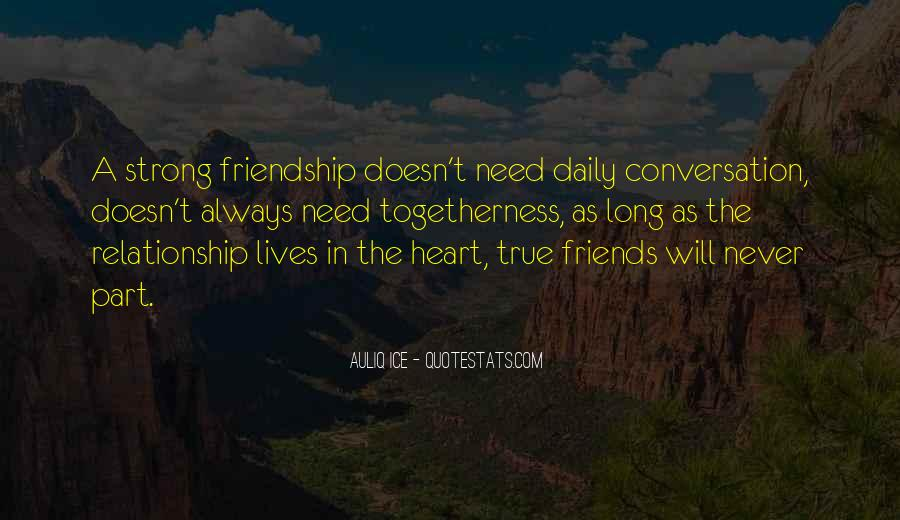 Friend Only In Need Quotes #233037