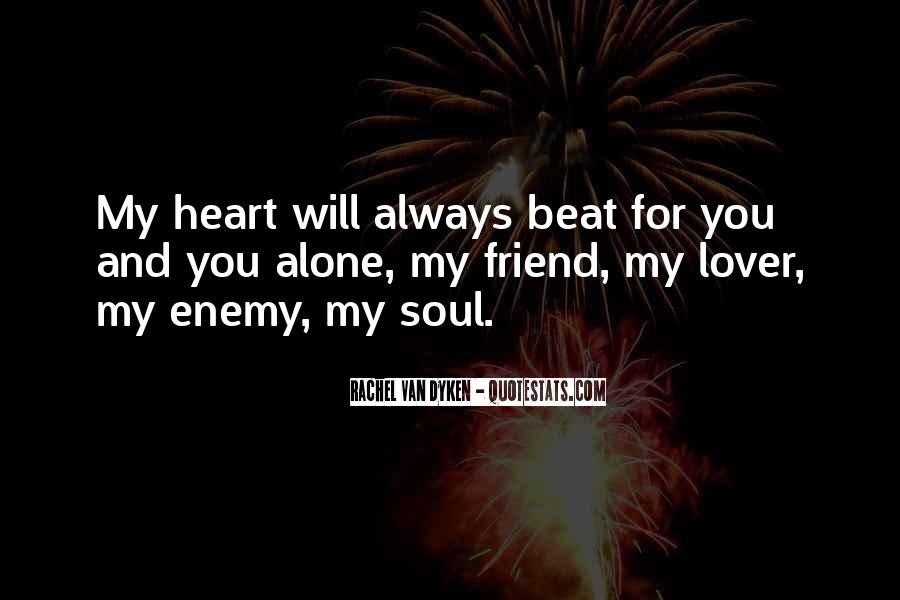 Friend Then Lover Quotes #124147