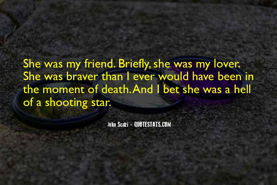 Friend Then Lover Quotes #337590