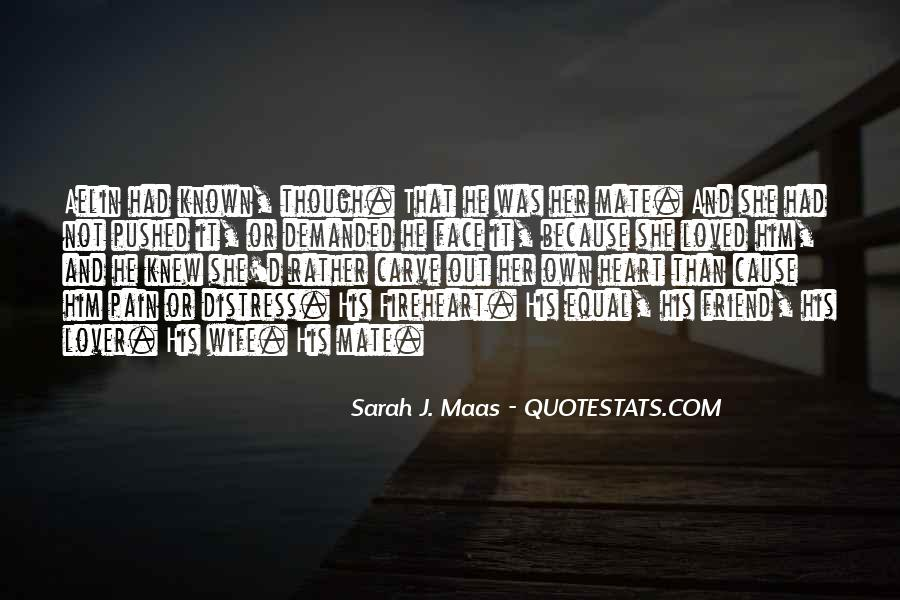 Friend Then Lover Quotes #400045