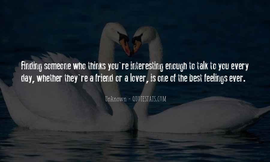 Friend Then Lover Quotes #455665