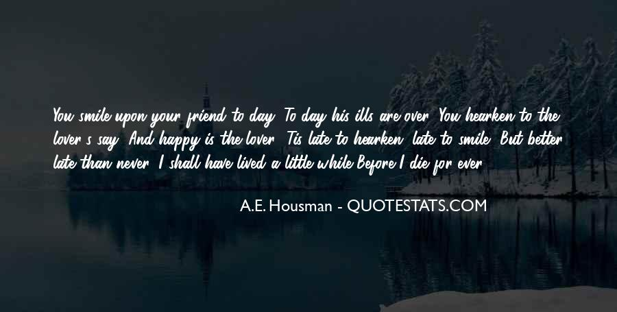 Friend Then Lover Quotes #72453