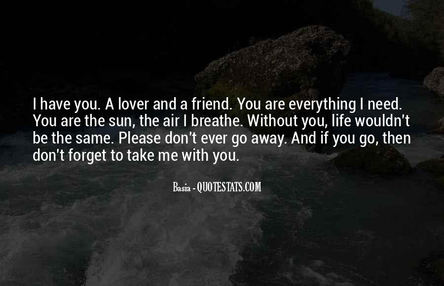 Friend Then Lover Quotes #899217