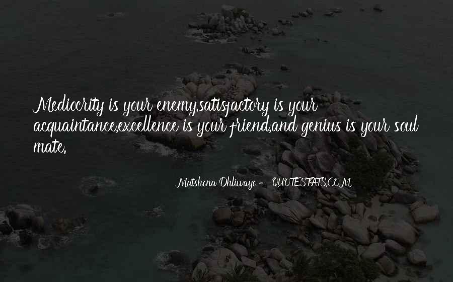 Friend Vs Acquaintance Quotes #1603152