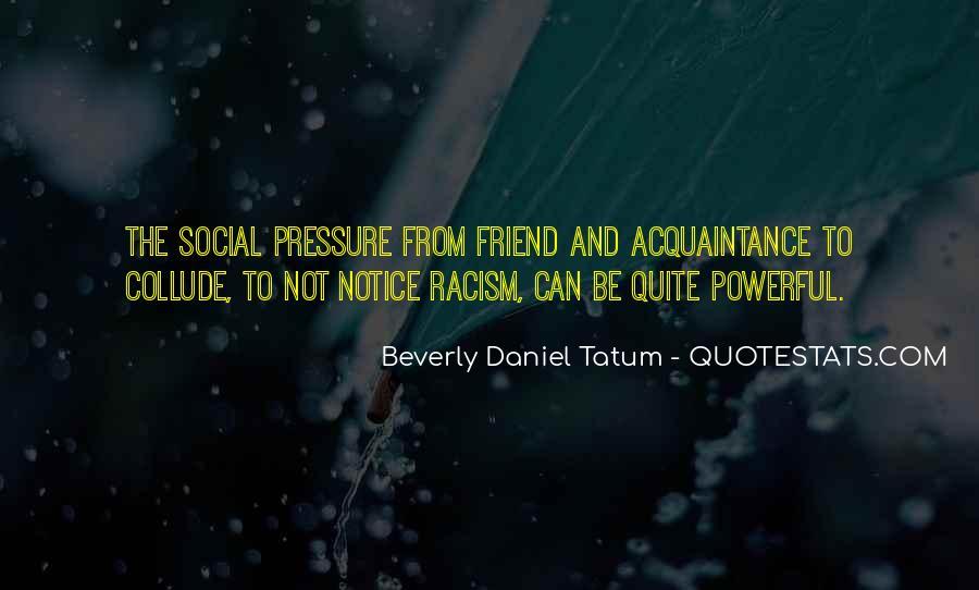 Friend Vs Acquaintance Quotes #635873