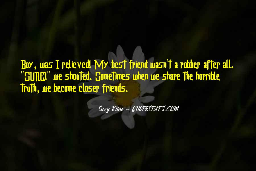 Friends After All Quotes #1070244