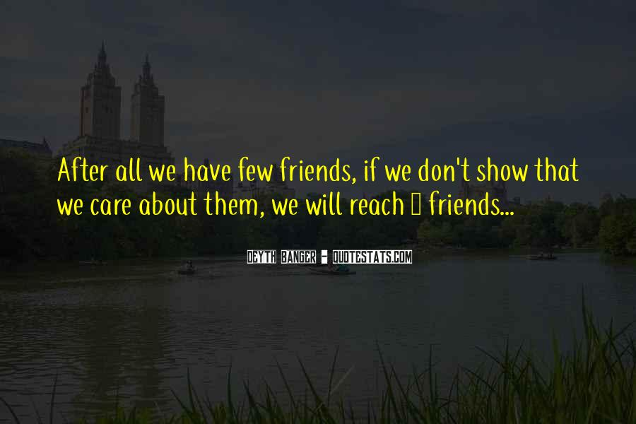 Friends After All Quotes #345290