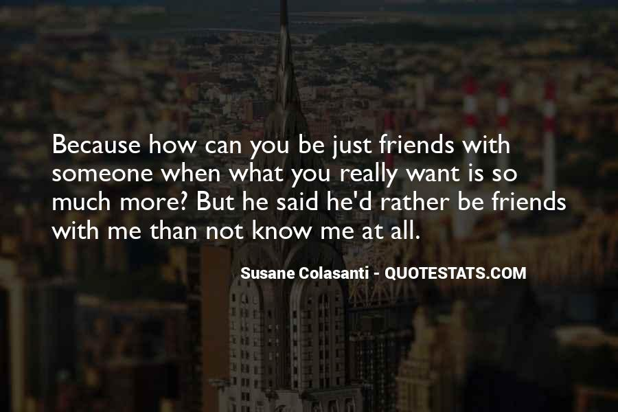 Friends After All Quotes #698439