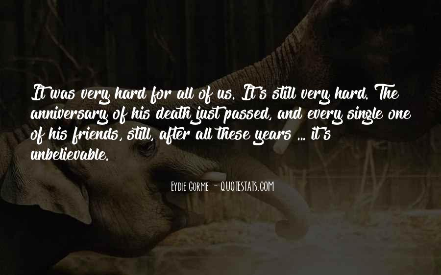 Friends After All Quotes #879007